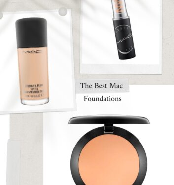 The Best Selling 9 MAC Foundations 2021 For Every Skin Tone