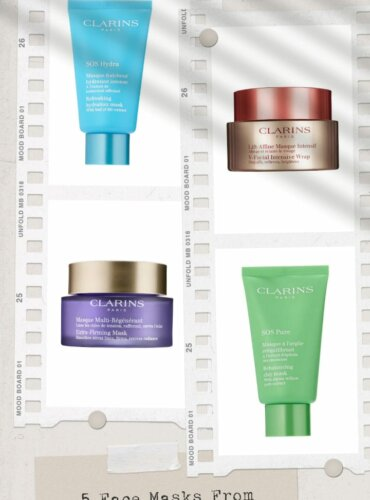 5 Face Masks From Clarins To Try In 2021 For A Healthy, Glowing Skin