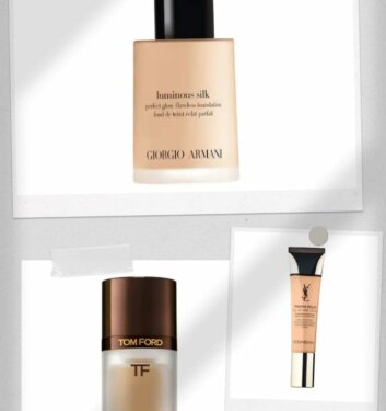 5 Long-Lasting Foundations You Can Use To Achieve A Flawless Makeup Application