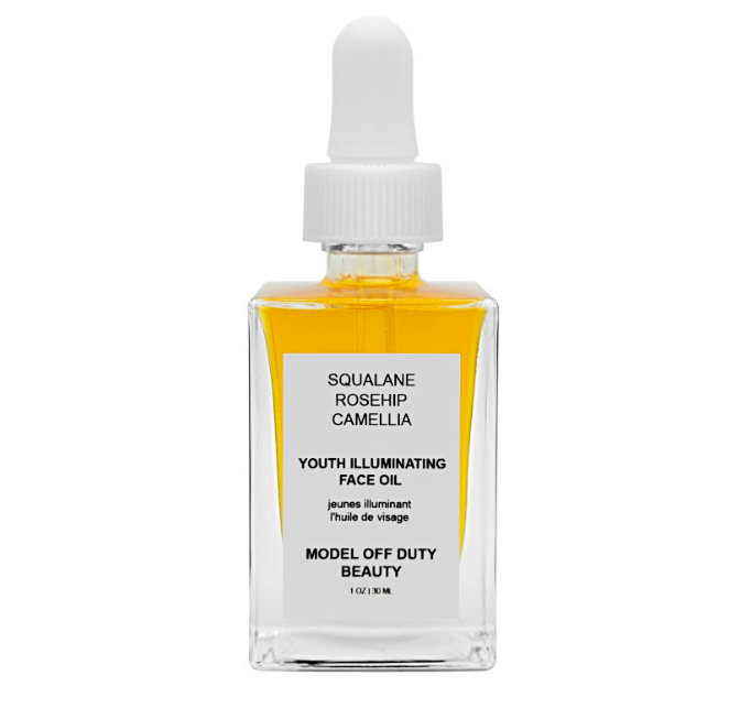 sustainable face oil