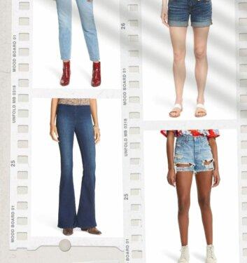 21 Chicest Denim Picks Under $100 That Will Elevate Your Entire Wardrobe