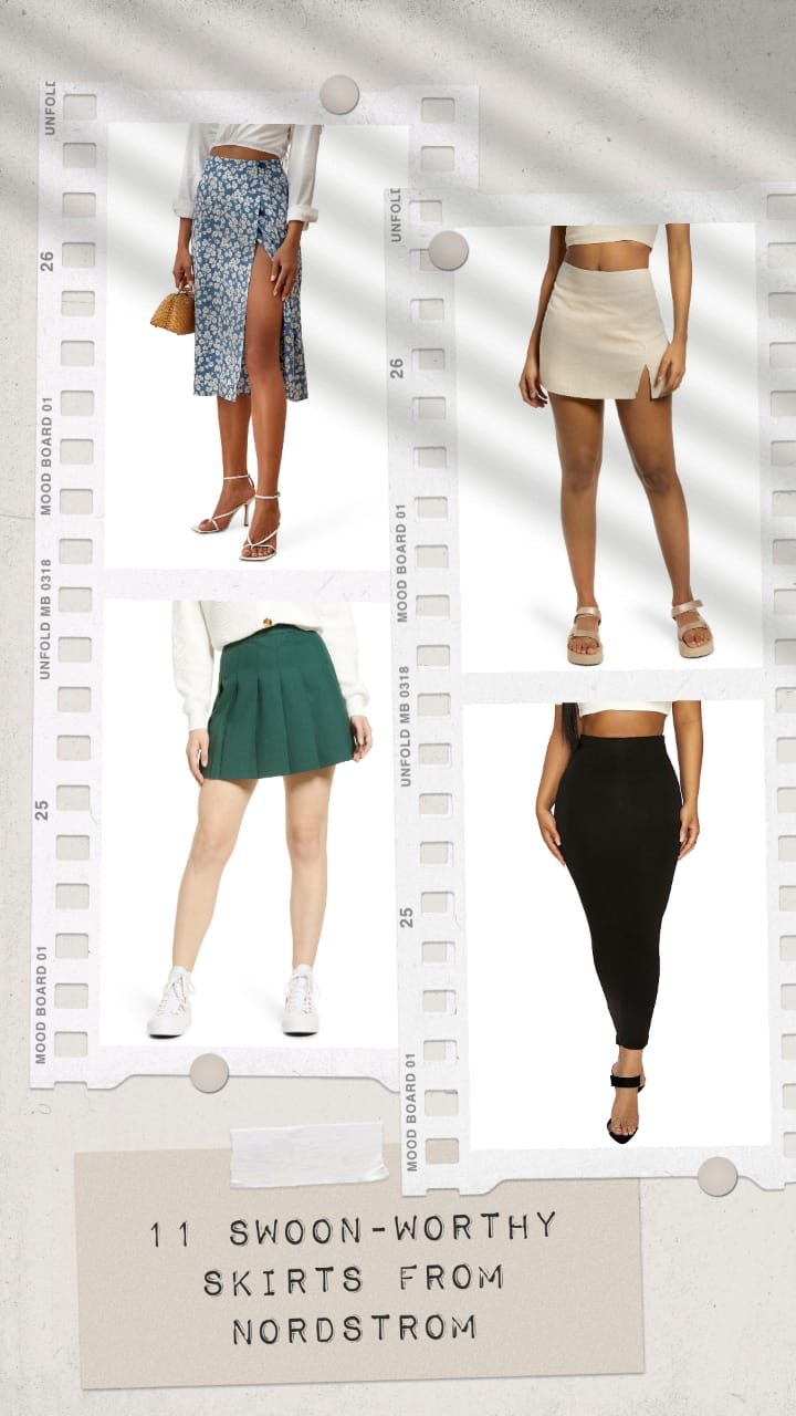 11 Stunning Skirts We're Buying Right Away