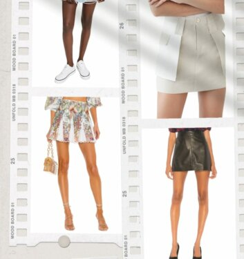 We Cherry-Picked 17 Mini Skirts For The Season From H&M, Shopbop & Revolve