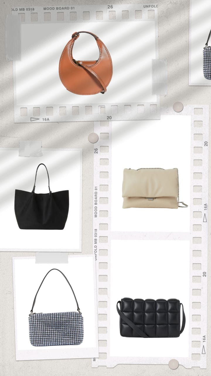 15 Stunning Handbags From H&M, Shopbop, & Revolve You'll Love To Flaunt