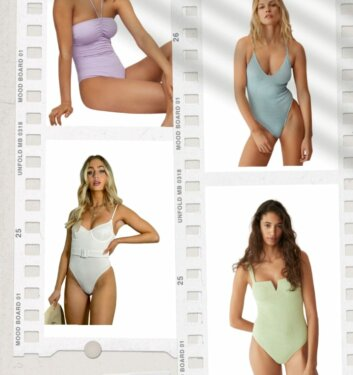 17 Designer One-Piece Swimsuits That Have Our Heart