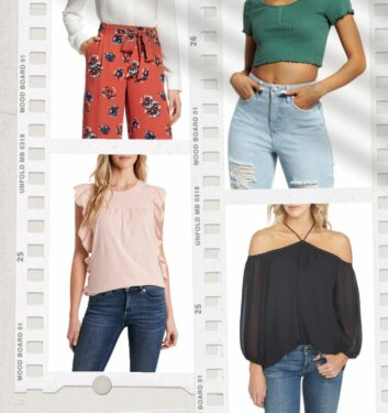 11 Tops From Nordstrom's Half-Yearly Sale That'll See Us Through 2021