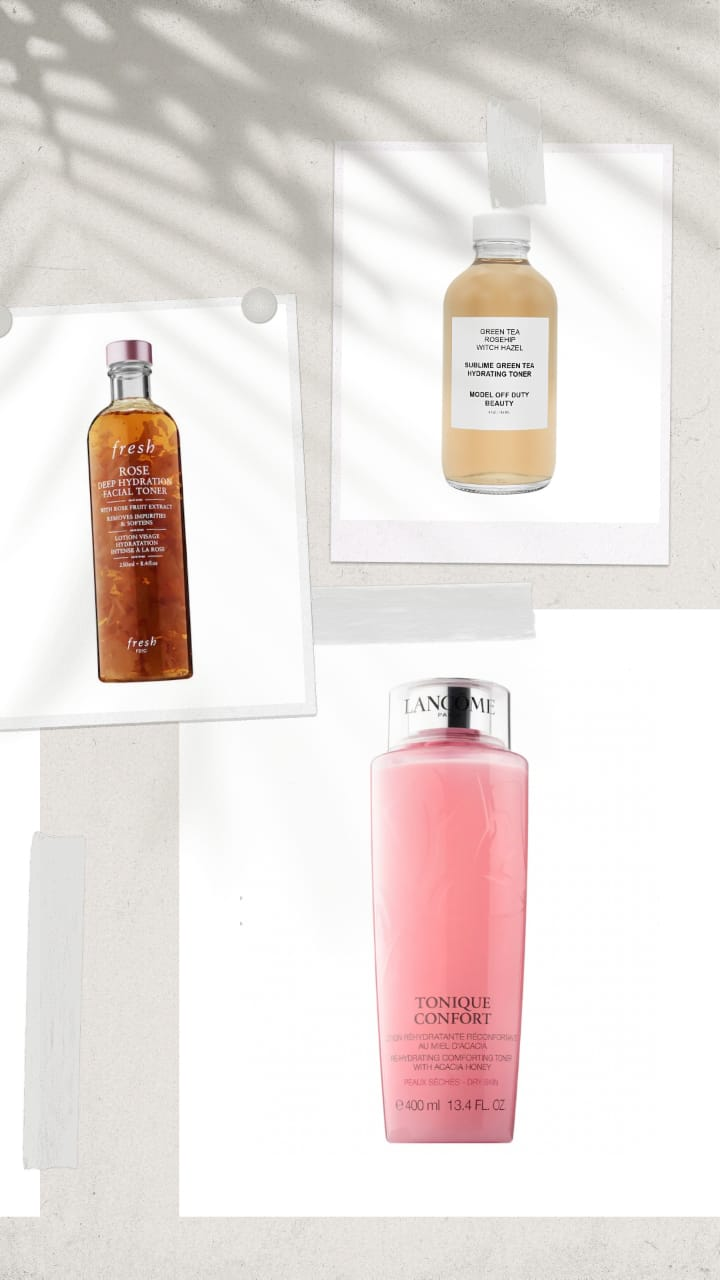 Top 5 Toners That Will Give Your Dry Skin The Much Needed Hydration