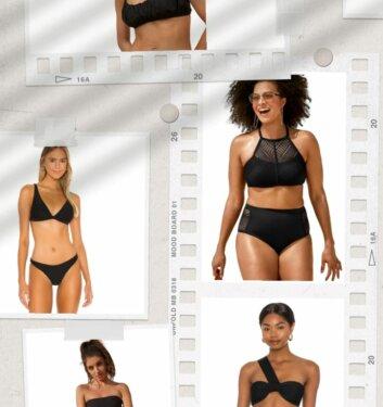 15 Black Bikinis That Can Be Your Next Swimwear Staple