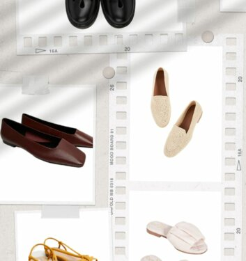 5 Classic Flat Shoe Styles That Are Equally Functional & Fashionable