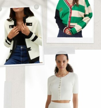 5 Trendy Cardigan Styles That'll Prep You For The Transitional Times