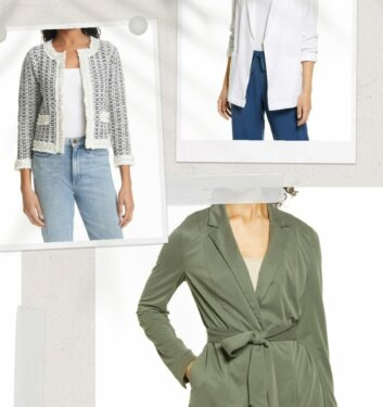 15 Blazers, Coats & Jackets On Nordstrom Sale That Deserve A Spot In Your Wardrobe