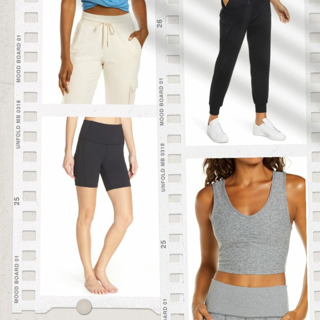 Check Out These 11 Best-Selling Women's Activewear Items From Nordstrom Anniversary Sale 2021
