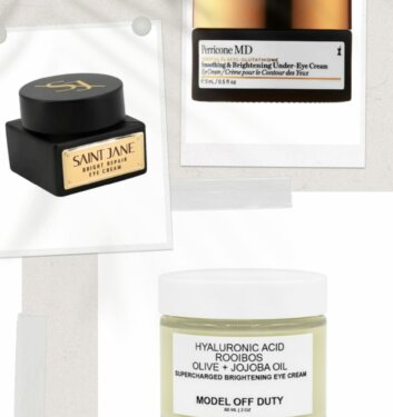 Top 5 Eye Creams That Will Make You Ditch That Concealer
