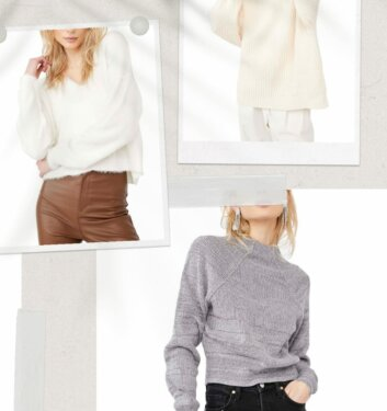11 Cozy Sweaters From Nordstrom Anniversary Sale 2021 That Are Perfect Transitional Pieces