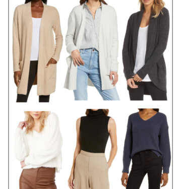 11 Cozy Under $100 Sweaters From Nordstrom Anniversary Sale 2021 That Are Perfect For Your Transitional Wardrobe