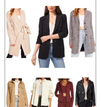 15 Head-Turning Coats, Jackets & Blazers From Nordstrom Anniversary Sale 2021