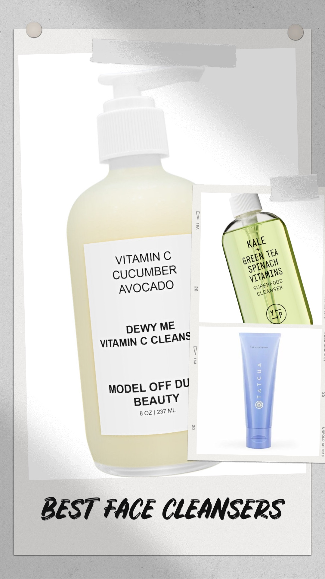 Best cleansers to use with clarisonic Mia