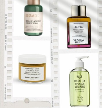 9 Superfood-Rich Beauty Products We're Totally In Love With