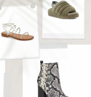 We Can't Take Our Eyes Off These 11 Amazing Shoes From Nordstrom, H&M, & Revolve