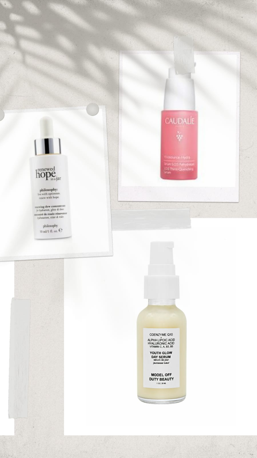 best serums to use with face roller