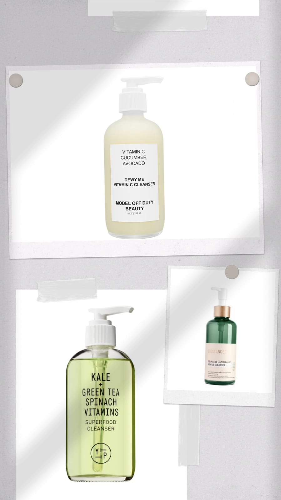 5 Best Cleansers To Pair With PMD Clean For Amazing Results