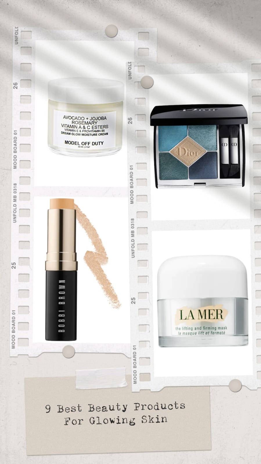 best beauty products for glowing skin