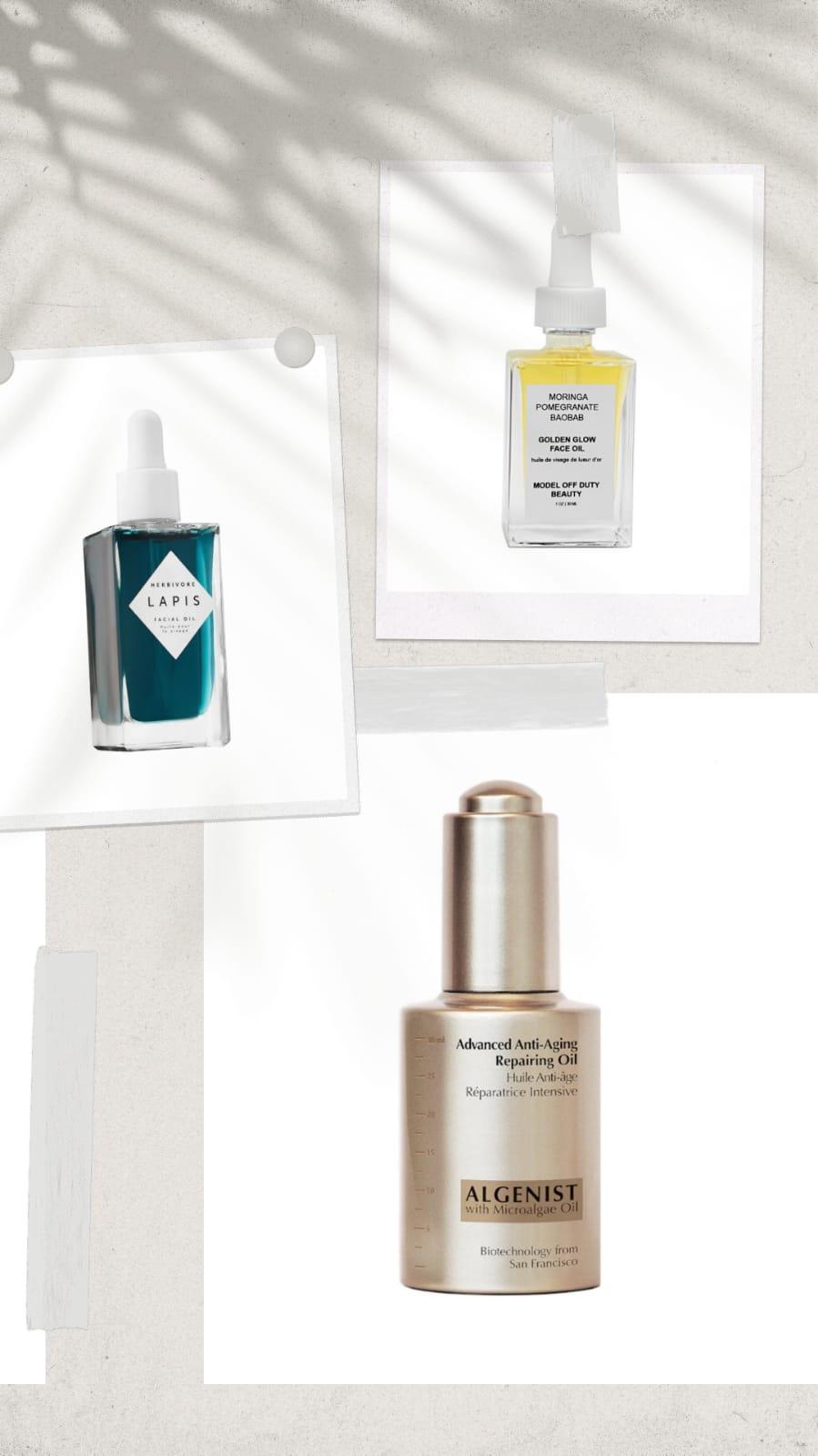 effective facial oils