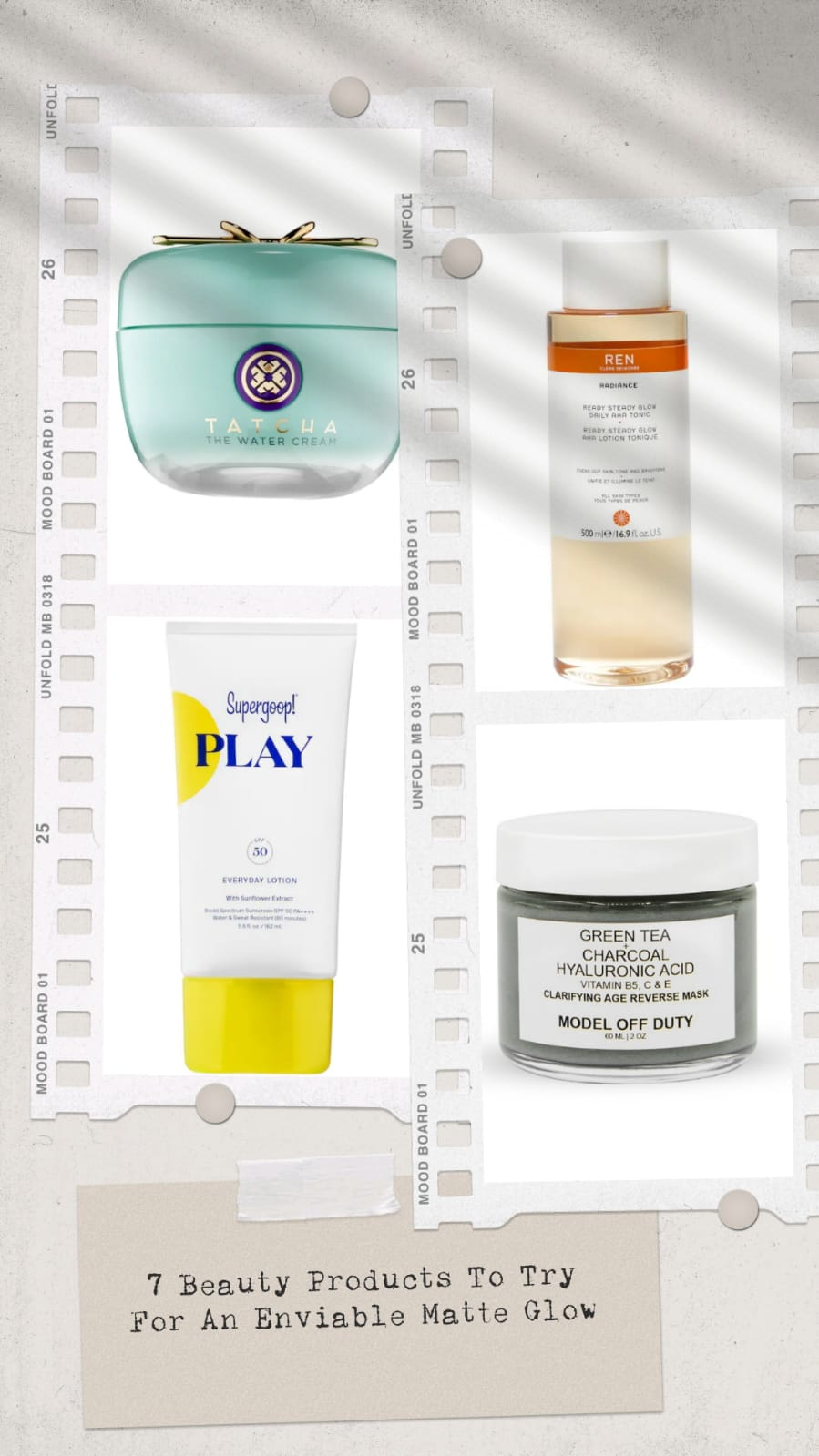 glow-giving beauty products