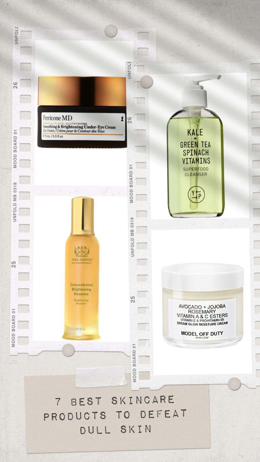 the best skincare products