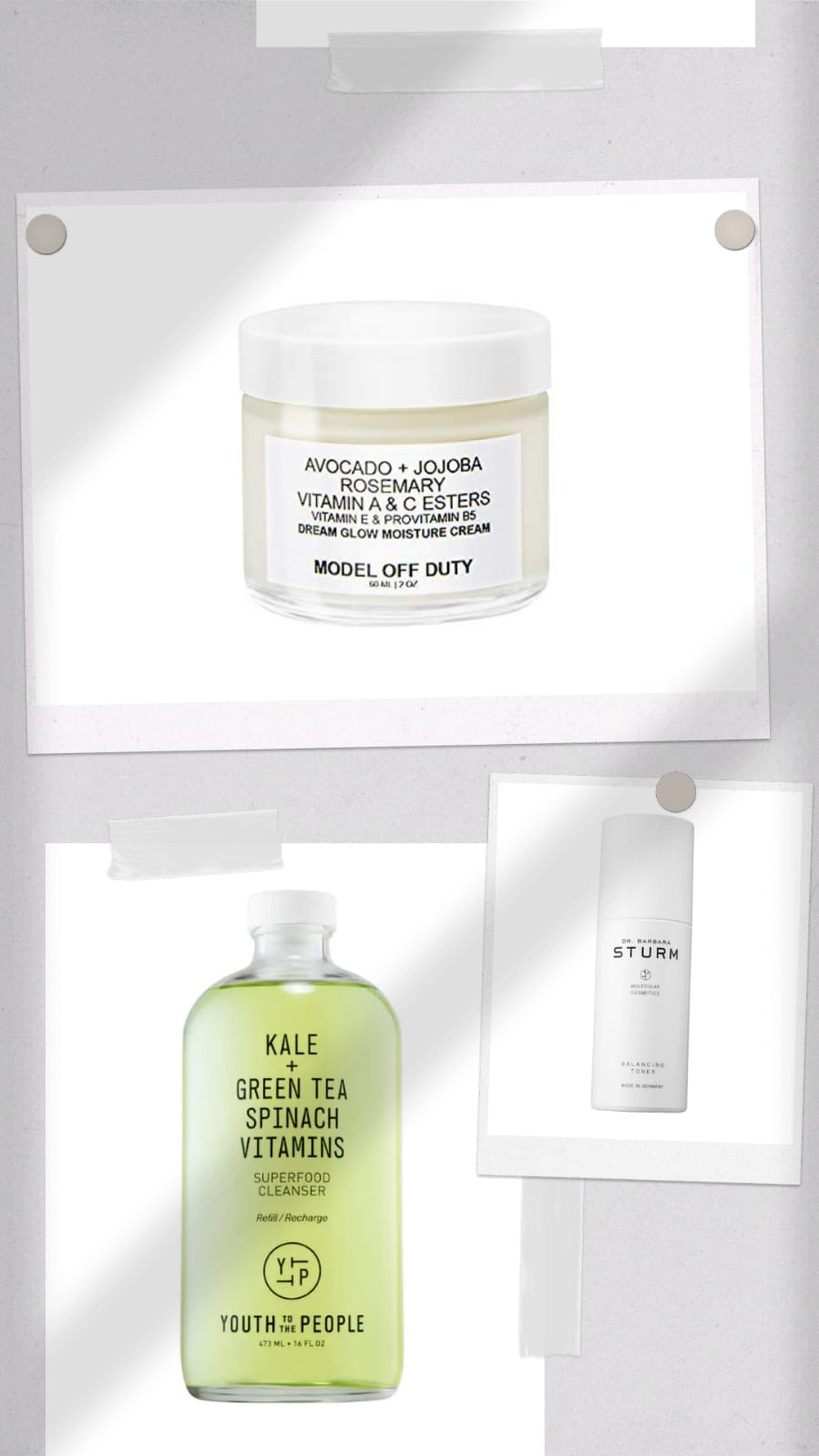 iconic skincare products