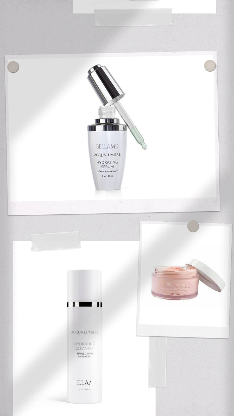 Complete Your Skincare Routine With These 6 Bellame Products