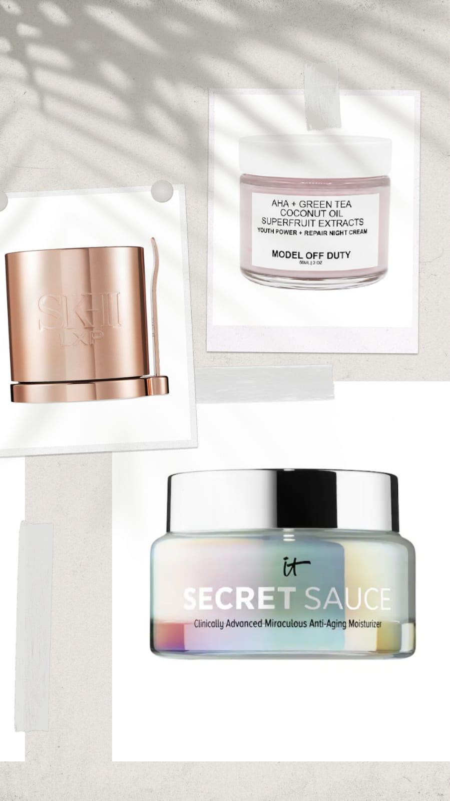 anti-aging moisturizers